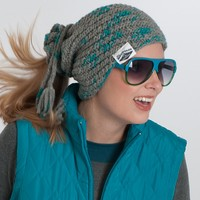 Sugar Bowl Hat & Cowl (Free)