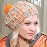 My Mountain Schachenmayr Ladies´ Pompom Hat A (Free)