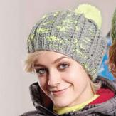 My Mountain Schachenmayr Ladies´ Pompom Hat B (Free)
