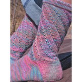 Nelkin Designs Whirling Socks PDF