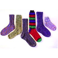 12 Adult Basic Socks