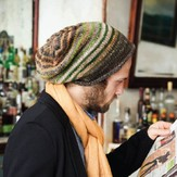 Noro Man's Slouchy Hat PDF