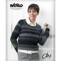 08 Sweater PDF - Designer Mini Knits 4