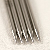 Nova Double Pointed Needles 6""