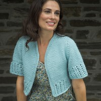 2482 Woman's Contiguous Cardigan