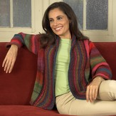 Plymouth Yarn 2514 Swagger Cardigan