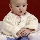 Plymouth Yarn 2567 Baby Kaftan
