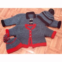 P314 Child's Jackets and Hats