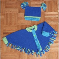 P325 Poncho for Babies and Toddlers