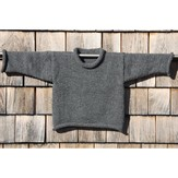 PollyMacc Designs Will's Easy Roll Neck Pullover