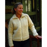 Knitting Pure & Simple 234 Weekend Neck Down Jacket