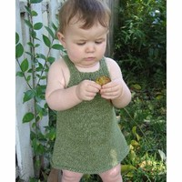 266 Little Girl's Sundress Or Jumper