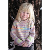 9730 Children's Neckdown Pullover
