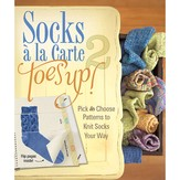 Socks a la Carte 2 - Toes Up!