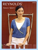 82425 Saucy Sport Pattern Book