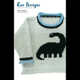 Roo Designs Dino Pullover