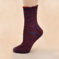 Shepherd Sock Color Commentary Wendy Knits Sunrise