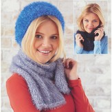 Sirdar 7783 Hat, Scarf and Snood