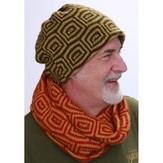 Skacel Jasper Hat and Cowl (Free)