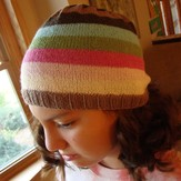 Spud & Chloë by Blue Sky Fibers Happily Ever After Hat (Free)