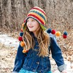 Spud & Chloë by Blue Sky Fibers 9504 Flap Happy Hat - 9504pdf