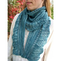 Marrowstone Shawl PDF