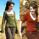 Stitch Diva 26 Simple Knitted Bodice