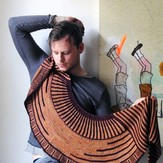 Top-Down Shawl Basics with Stephen West