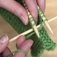 A Cornucopia of Cast Ons & A Bevy of Bind Offs