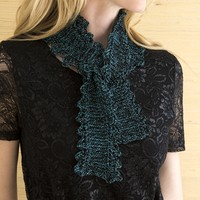 Renee Picot-Edged Scarf PDF
