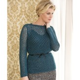 S.Charles Collezione Elodie Mesh Pullover PDF