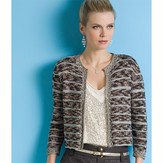 Stacy Charles Fine Yarns Khloe Chanel-Inspired Jacket PDF