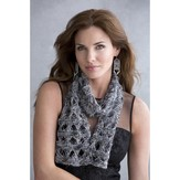 Stacy Charles Fine Yarns Maxene 1 Ball Scarf PDF