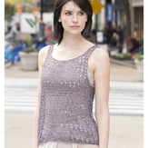 Stacy Charles Fine Yarns Astor Place Tank PDF
