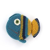 Paradise Exotic Crocheted Tape Measure