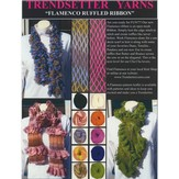 Trendsetter Yarns Flamenco Ruffled Ribbon