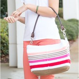 Universal Yarn Striped Tote PDF