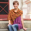 Valley Yarns 120 Falling Leaves Shawl - 120