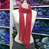 002 Sublime Soya Cotton DK Scarf (Free)