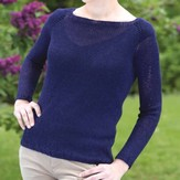 Valley Yarns 155 Deep Breath Sweater