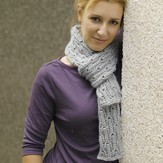 Valley Yarns 174 The Emily Scarf (Free)