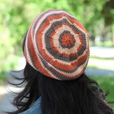 Valley Yarns 313 Peachy Keen Hat