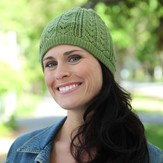 Valley Yarns 329 Fern Cap