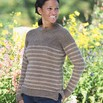 Valley Yarns 429 Farmer Brown Pullover - 429