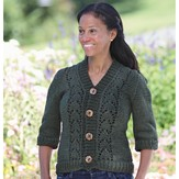 Valley Yarns 437 Loire Cardigan