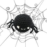 Valley Yarns 443 Crocheted Spider (Free)