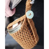 Valley Yarns 511 Jar, Bottle, or Can Cozy (Free)