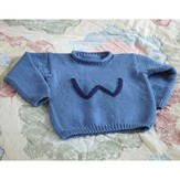 Valley Yarns B12 Basic Child's Pullover