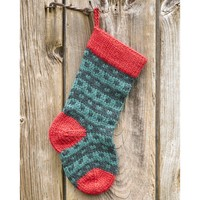 Spotted Christmas Stocking Kit