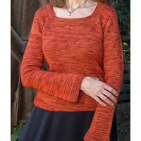 103 Killarney Top-Down Pullover PDF
